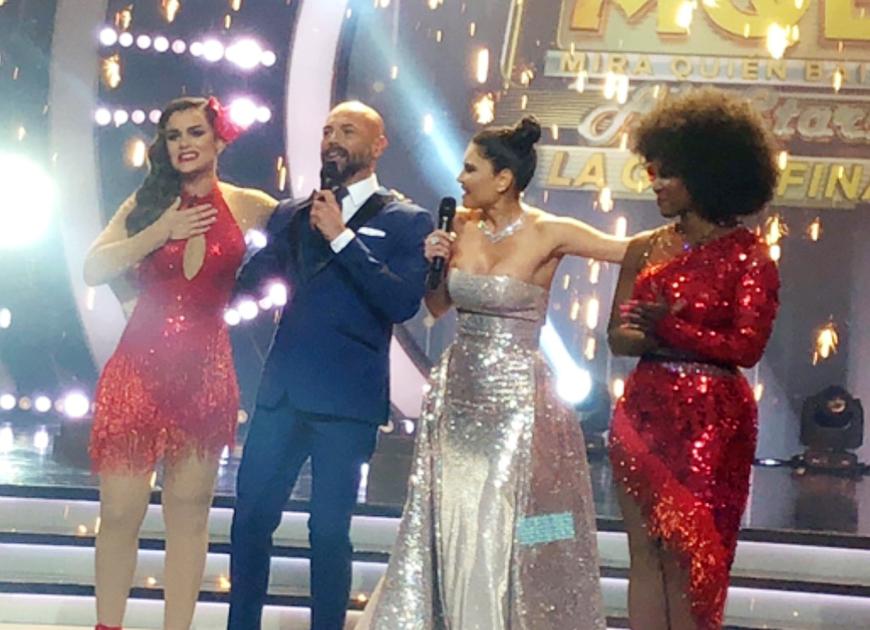 'Mira Quién Baila All Stars' arrasó con el rating en la final