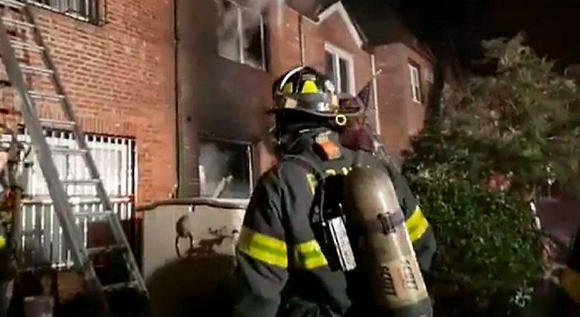 Latina muere al incendiarse su hogar en Queens