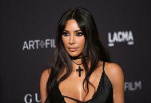 Kim Kardashian sacó la serpiente que lleva dentro en Instagram