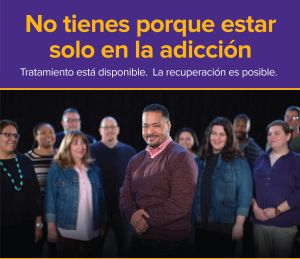 Nueva campaña concientiza sobre tratamientos para curar la adicción en NY