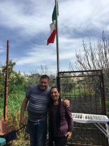 Una pareja mexicana que se abre paso en Israel