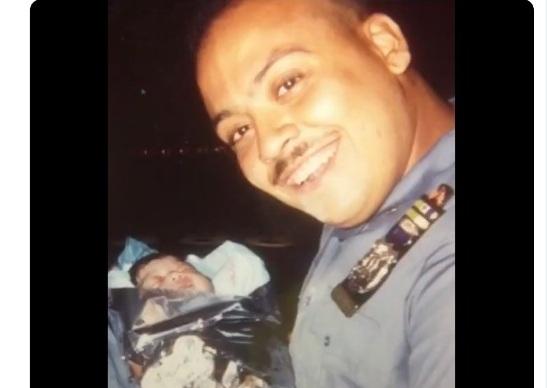 Ex policía busca a niña que ayudó a nacer hace 25 años en El Bronx