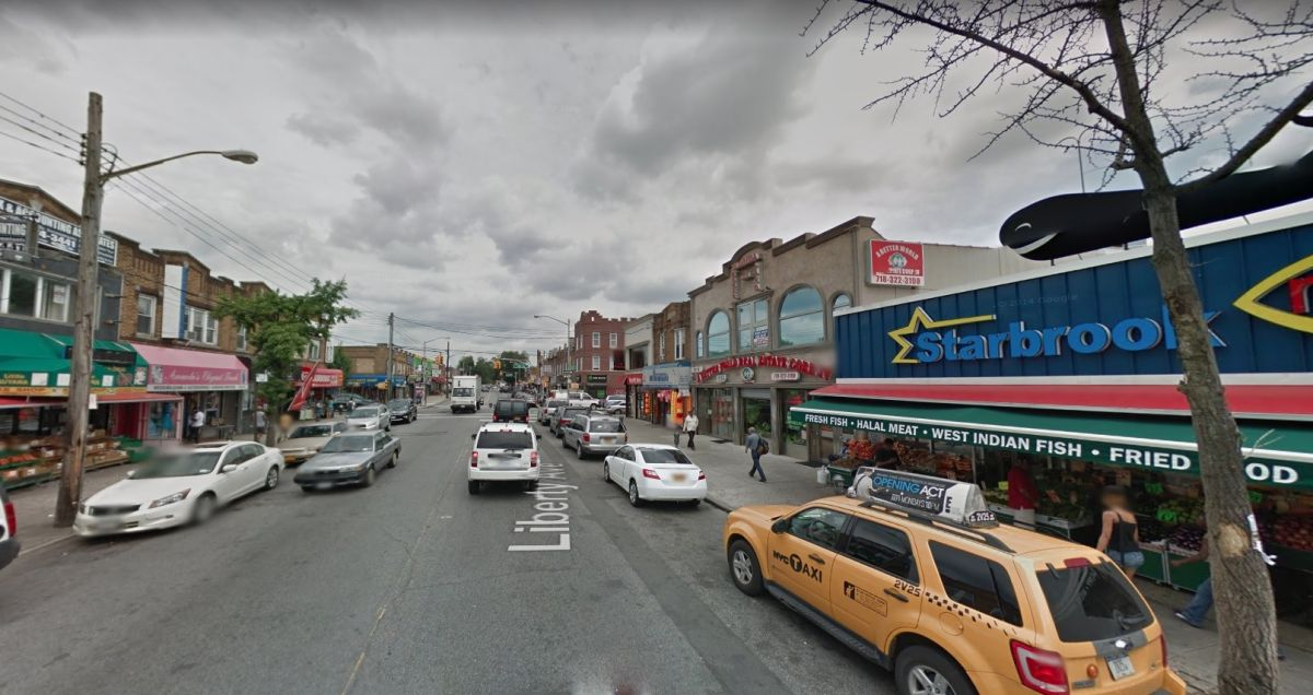 South Ozone Park, Queens.