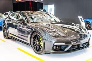 ¿Cuáles son los detalles más atractivos del Porsche Panamera 4 Sport Turismo?