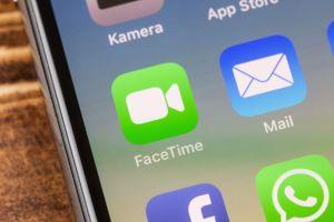 Llamadas de grupo en FaceTime volverán a estar disponibles la próxima semana