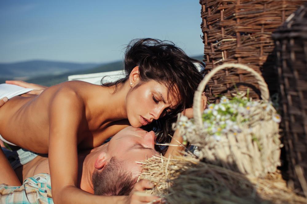 Los espacios abiertos son atractivos para muchas parejas.