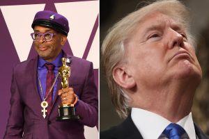 Trump enfurece por el llamado de Spike Lee en los Óscar para la elección 2020