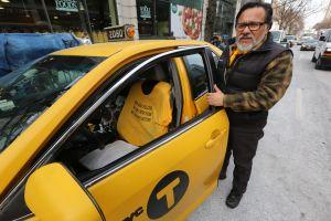 """Taxistas aseguran que nuevo impuesto al servicio los """"ahorcará"""" más"""