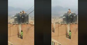 Video: mujer golpea y mete desnudas a sus hijas a un tinaco de agua para castigarlas