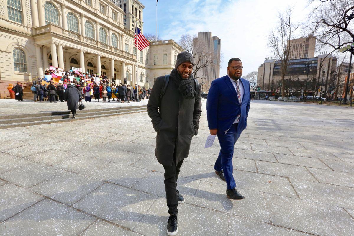 """Jumaane Williams: """"Corrí esta campaña para ser la voz de la gente"""""""