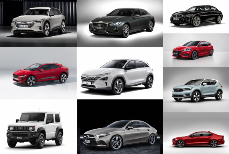 Los 10 mejores autos del 2019 según World Car Awards