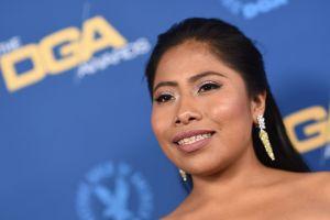 Yalitza Aparicio inició el rodaje de su segunda película como protagonista