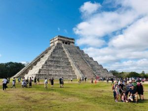 "Balamkú o ""Cueva del Dios Jaguar"", el santuario maya que va a reescribir la historia de Chichén Itzá"