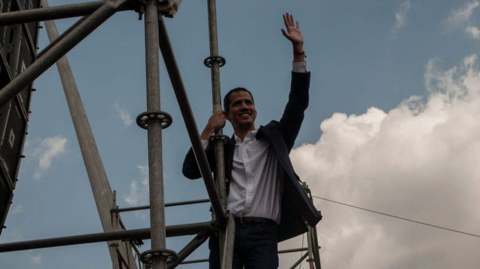 Juan Guaidó: ¿se ha creado un nuevo ídolo en Venezuela?