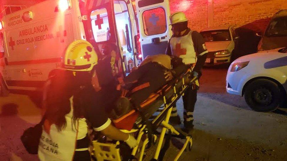 Masacre en Guanajuato, México; asesinan a 15 en un ataque armado en un bar en la ciudad de Salamanca
