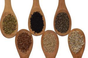 Semillas: cuáles son las más nutritivas y cómo incluirlas en tu dieta