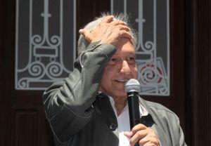 """AMLO quiere hacer historia con """"espinosa"""" petición a dos líderes mundiales"""