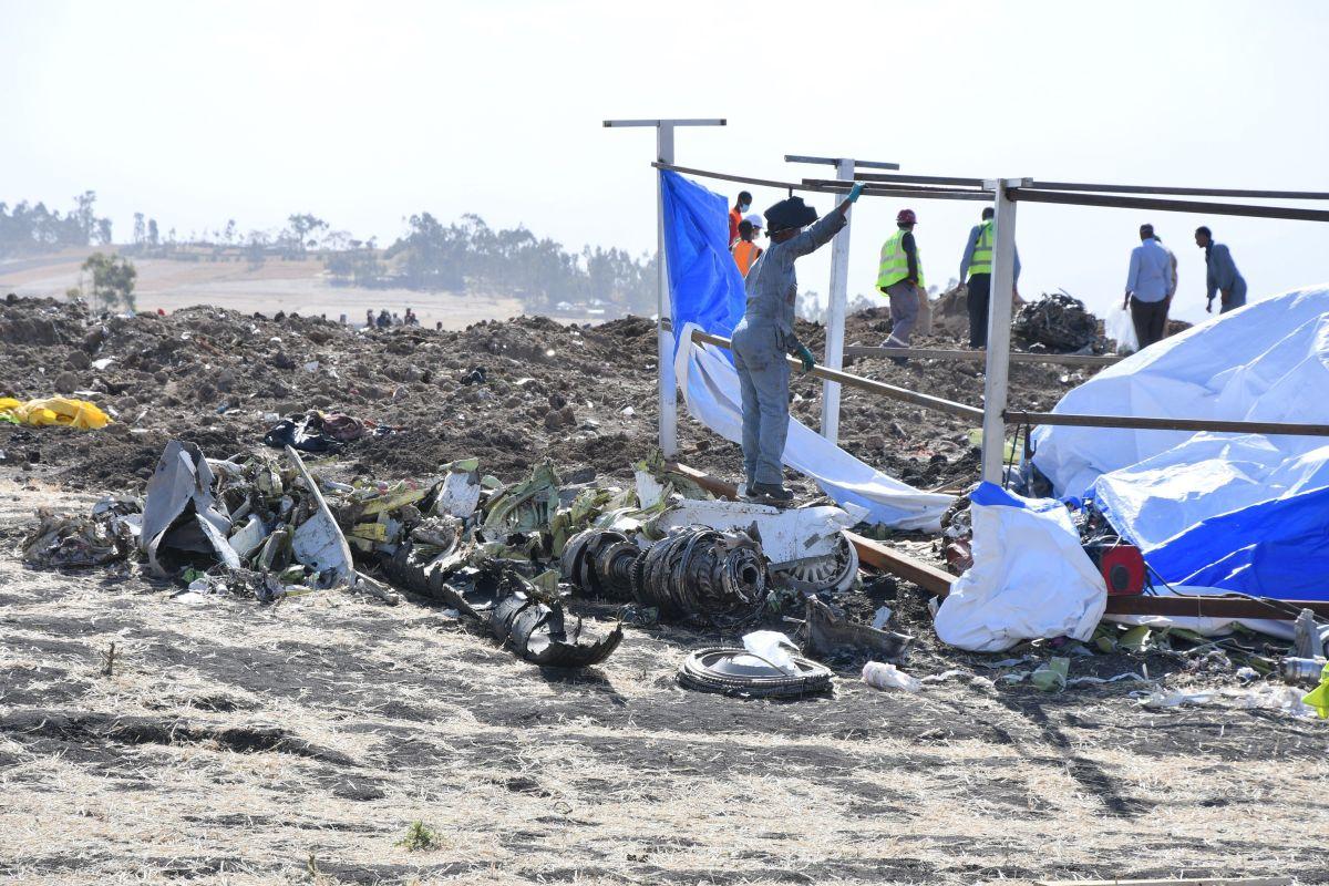 La traductora mexicana que murió en el Boeing 737 MAX 8 de Ethiopian Airlines
