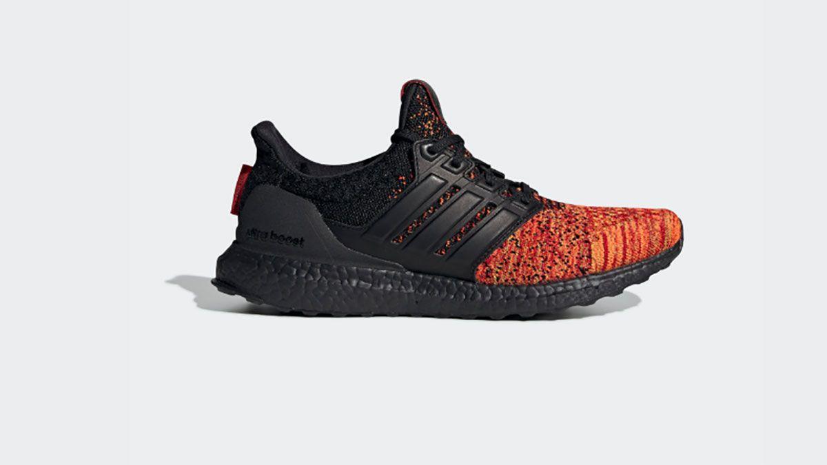 Adidas lanza calzado inspirado en Game of Thrones y los fans enloquecen