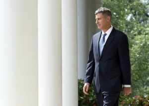 Se suicida Alan Krueger, el asesor financiero de Obama y Clinton