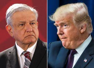 Acusan a AMLO de mentir a sus seguidores sobre respuesta a los ataques de Trump contra México