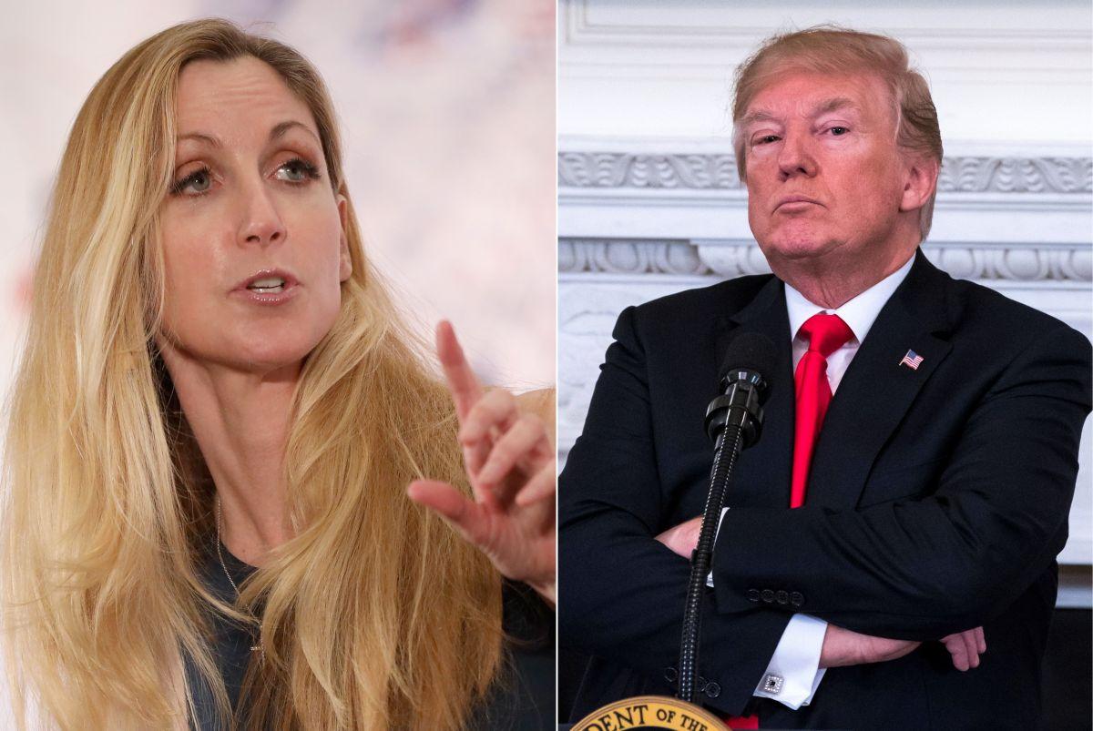 Una de las principales seguidoras de Trump ahora es su peor enemiga y él enfurece