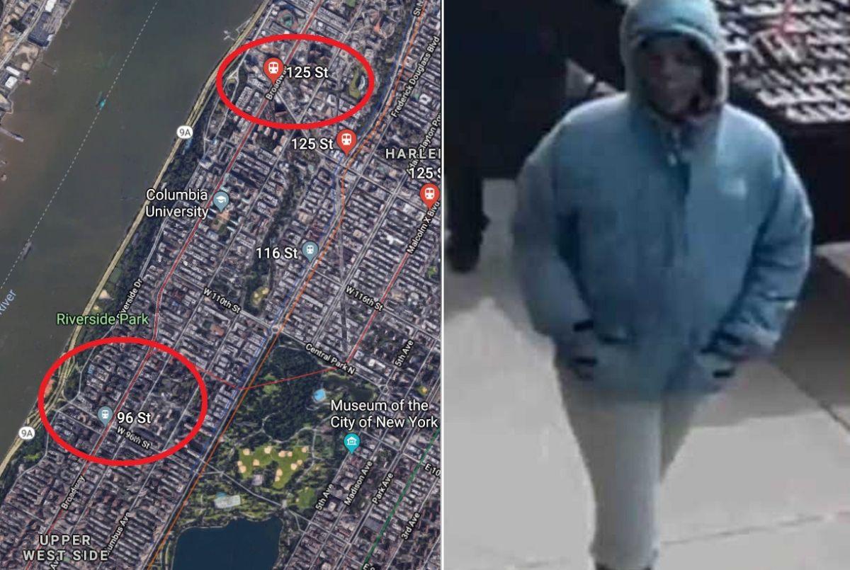 NYPD atrapa a mujer que atacó con spray pimienta a varias personas cerca de estaciones del Subway