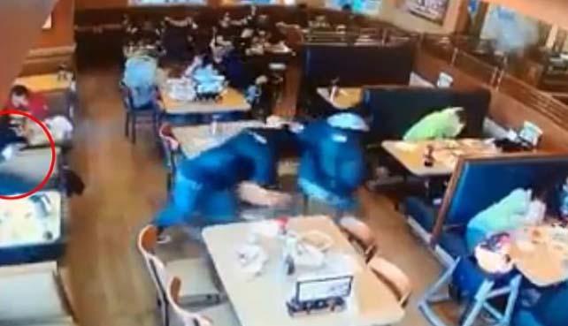 La pandilla en Long Island que parece superar a la MS-13 provoca tiroteo en restaurante IHOP