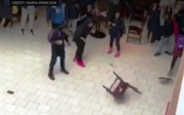 "Heridos y saqueos en Queens Center Mall esperando autógrafos de rapero ""Boogie Hoodie"""