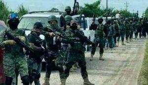 """Con imagen de cabeza en pedazos, cartel de Sinaloa amenaza con """"barrida"""" contra miembros del Jalisco Nueva Generación"""