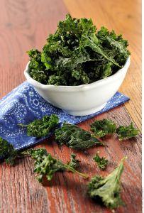 El kale es el vegetal más contaminado que puedes comprar