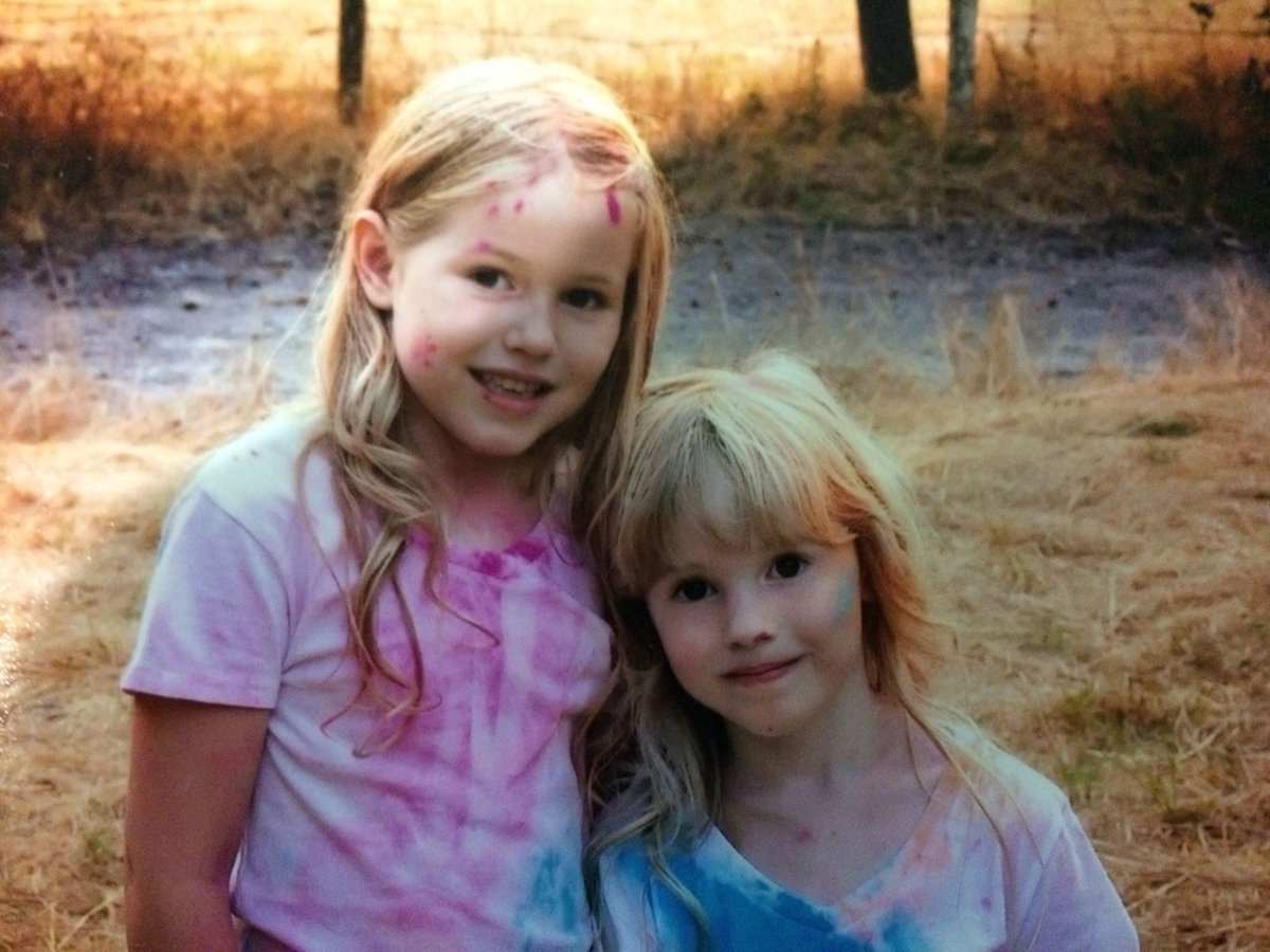 Hallan a dos hermanitas que se perdieron en un bosque de California por dos días