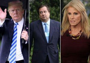 Esposo de asesora de Trump desata locura por fuerte apodo al presidente