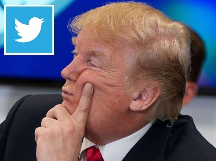 """El """"fuerte candado"""" que Twitter podría imponer a Trump"""