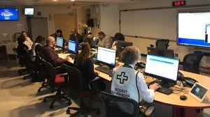 Realizan el mayor simulacro de emergencia en los hospitales de NYC