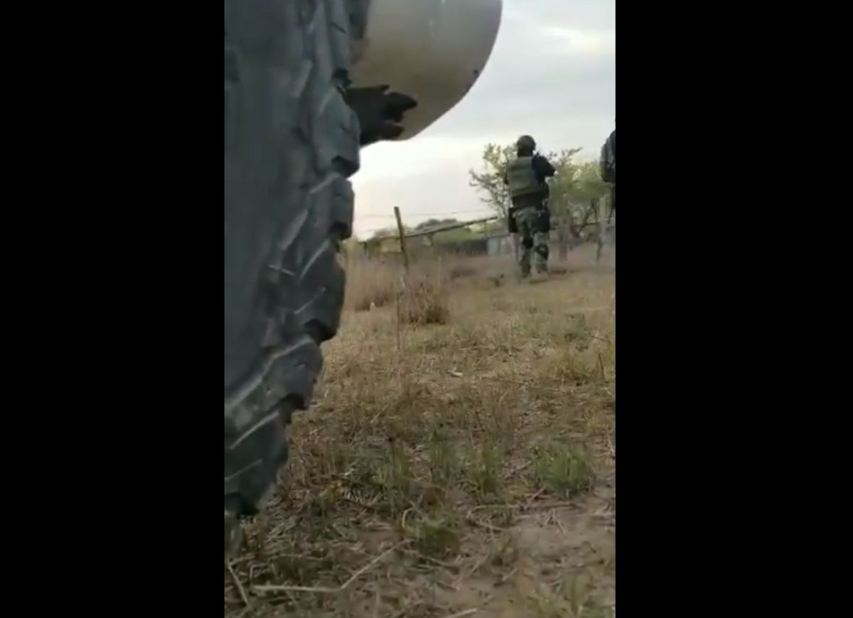 Video de balacera entre Ejército mexicano y sicarios del Cártel del Noreste en Tamaulipas