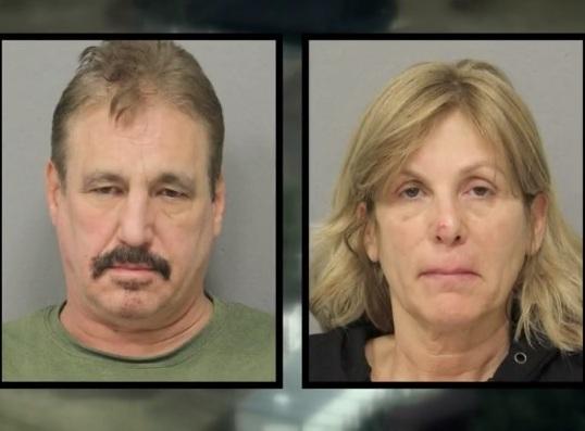 Ex policía de Nueva York y su esposa detenidos por tráfico de drogas frente a una escuela