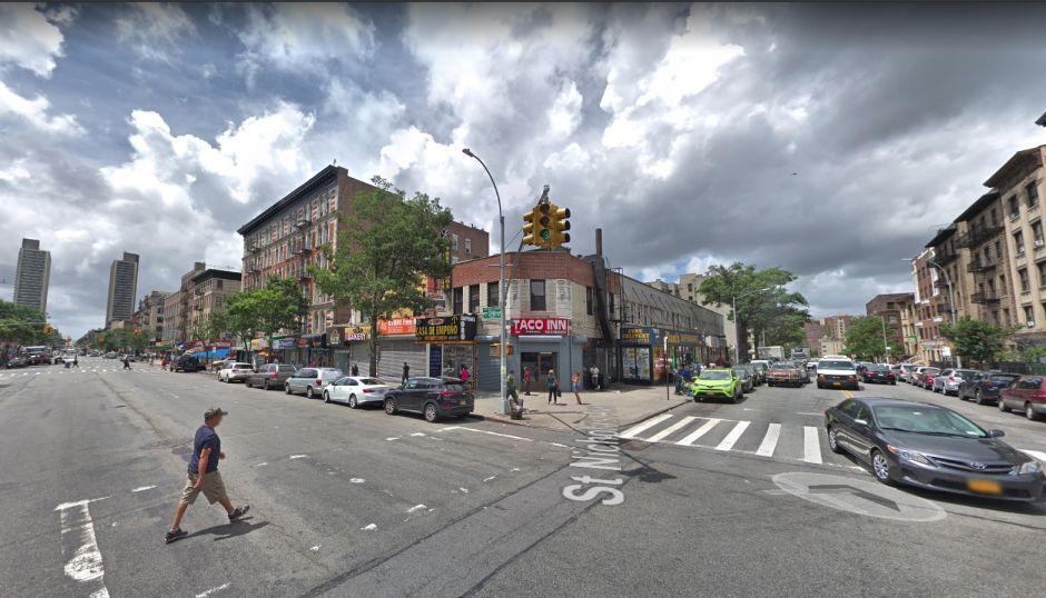 Policía busca a pistolero que dejó un herido grave en Washington Heights