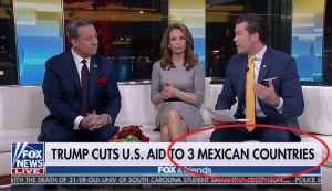 ¡Paren todo! Fox News afirma que Trump cortó ayuda a ¡3 países mexicanos!