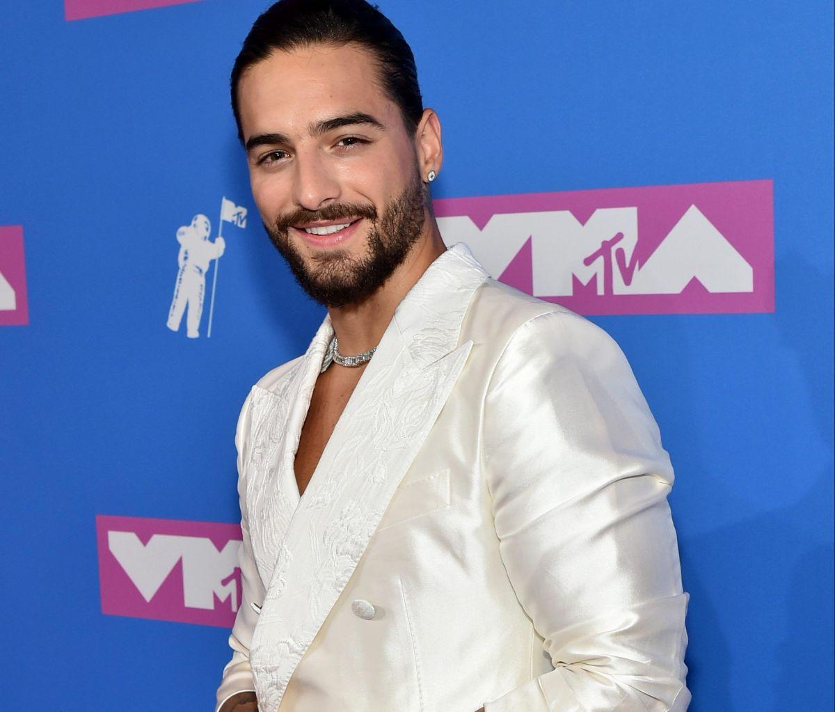 """Maluma se quiere """"comer"""" a Katy Perry en la gala del MET"""