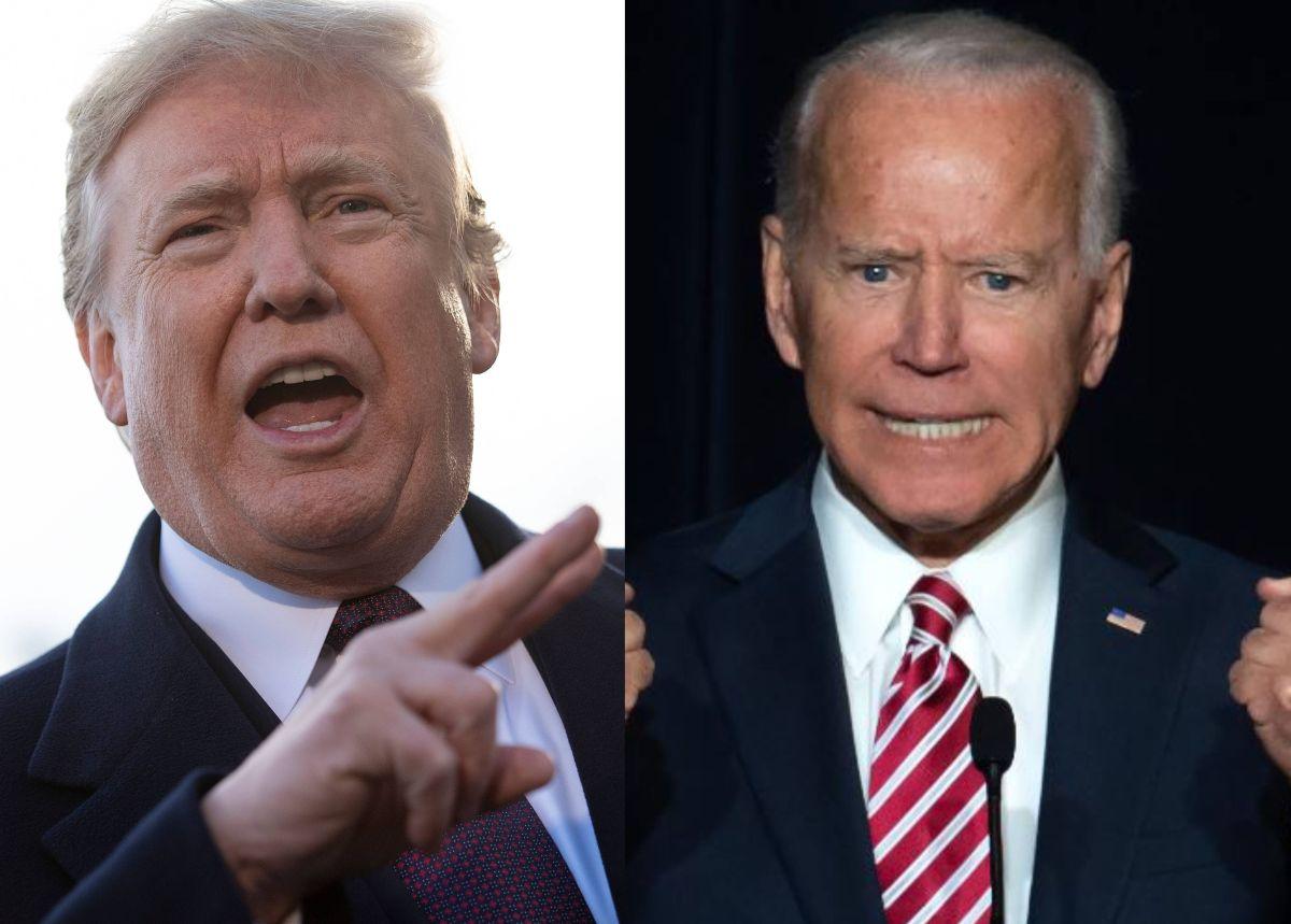 Trump enfurece por apoyo de bomberos a Biden y éste responde con fuerte mensaje
