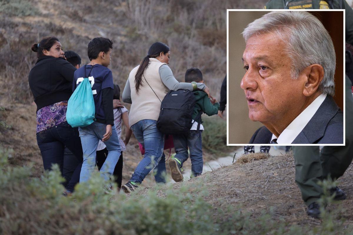 CBP acusa a Gobierno de AMLO de propiciar caravanas migratorias