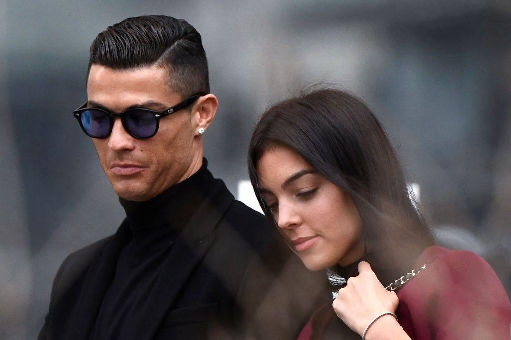 Atacan a Georgina Rodríguez, la novia de Cristiano Ronaldo, en Instagram