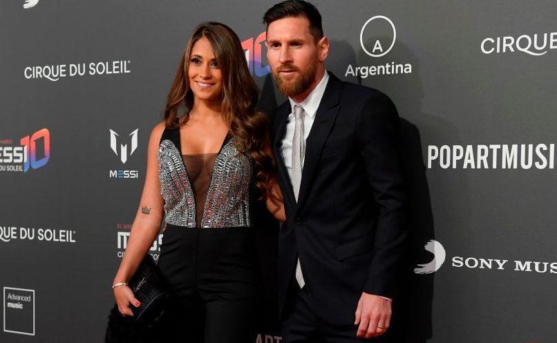 Antonela Roccuzzo mostró en bikini las curvas que tienen loco a su amado Messi