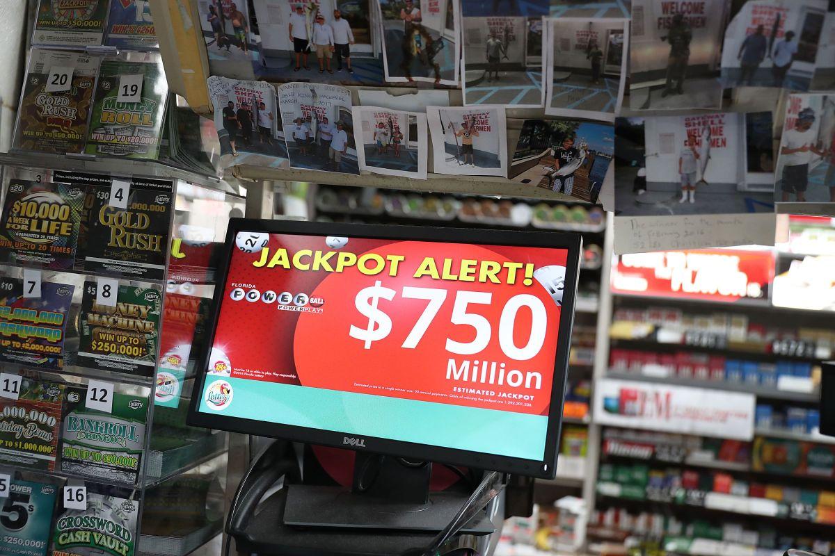 Hay un boleto ganador del premio de $768,4 millones de la lotería Powerball en Wisconsin