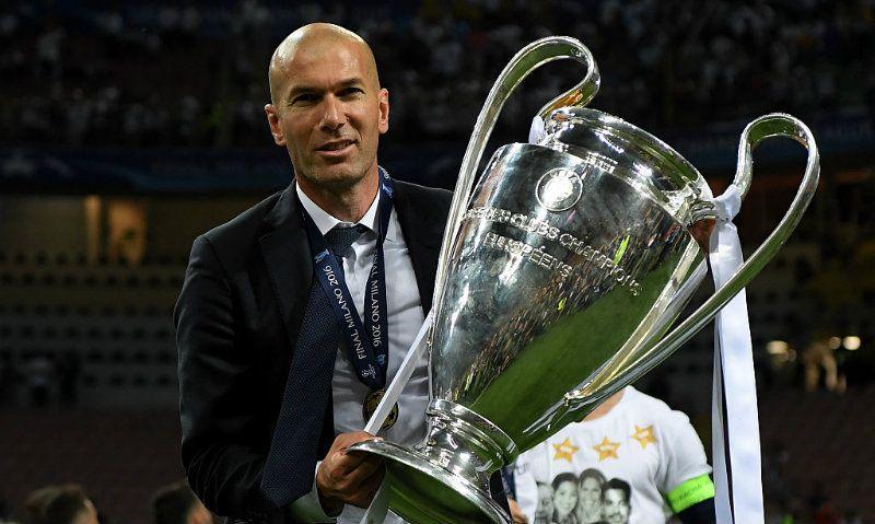 Zinedine Zidane regresa a la dirección técnica del Real Madrid