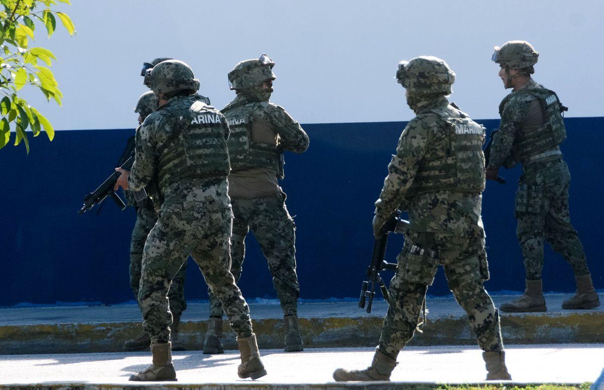 """AMLO envía a la Marina a región que pelean """"El Mencho"""" y """"El Marro"""" tras casi 600 muertos"""
