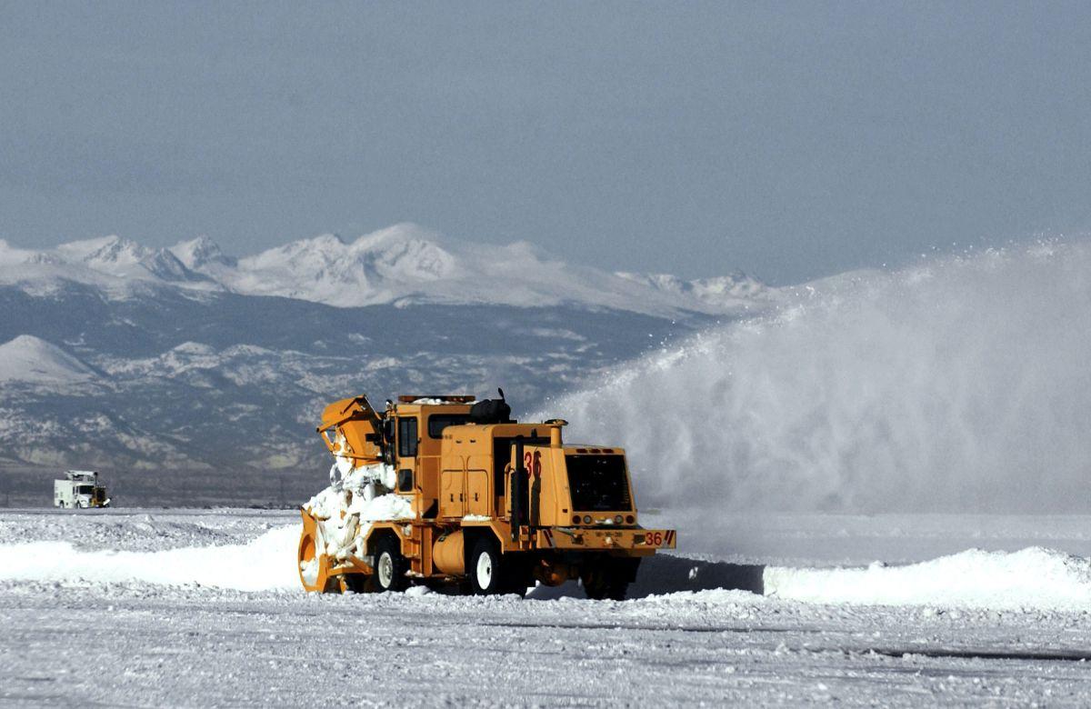 """""""Ciclón bomba"""" sería la peor tormenta en décadas en Colorado"""