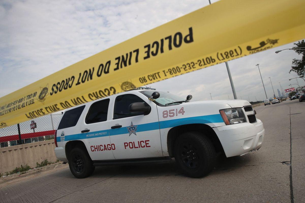 Dos personas resultan heridas en un tiroteo en el parque Humboldt Park en Chicago