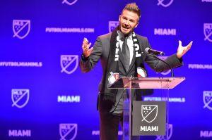 El Inter Miami de Beckham jugará dos años en Fort Lauderdale